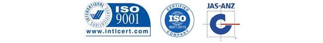 ISO 9001 and JAZ-ANZ
