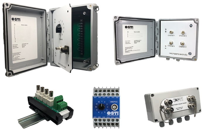 BNC Junction Boxes